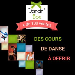 Offrir des cours de danse avec la Dancin'Box