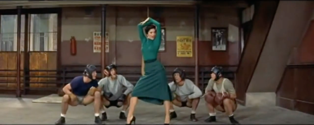 Lady Swing