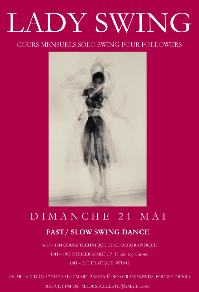 Lady Swing 21 mai Fast and Slow