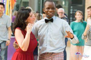 Swing avec Jenn et Miles Cie Méduse Céleste Paris